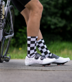 Luxa Squares Cycling Socks