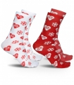 Luxa Christmas Cycling Socks Set