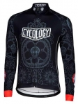 Cycology Day of the Living Men's Long Sleeve Jersey