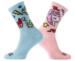 Support Sport Bad Unicorn Cycling Socks