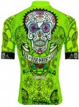 Cycology Day of the Living Lime Cycling Jersey (1)