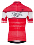 Cycology Day Of The Living Red Men's Cycling Jersey (1) (1)