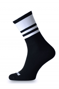 Crazybiker Racing BW Cycling Socks