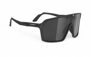 Okulary Rudy Project Spinshield Black Matte - Smoke Black