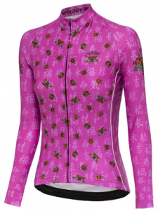 Cycology Marrakesh Women's Long Sleeve Jersey (1)