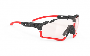 Okulary Rudy Project CUTLINE Carbonium - Impactx Photochromic 2 Red