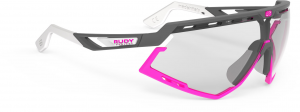 Okulary Rudy Project Defender Pyombo Matte/Fuxia - ImpactX Photochromic 2 Black