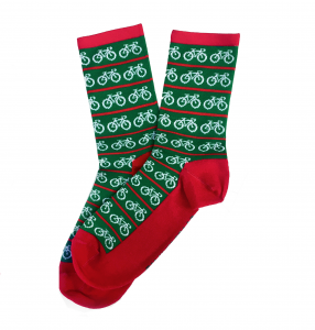 Grinch Bike Stylowa.PRO Cycling Socks