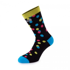 Cinelli Caleido Dots Cycling Socks