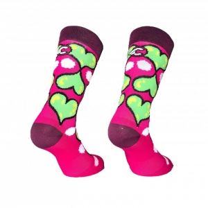 Cinelli Heart Cycling Socks
