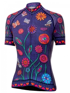 Cycology Boho Women's Cycling Jersey