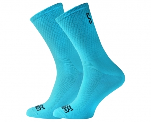 Giro Support Sport Cycling Socks Blue