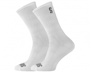 Support Sport White's Cycling Socks