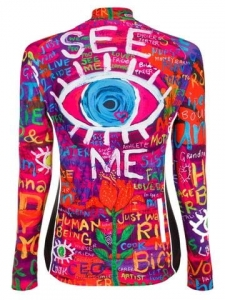 Cycology See Me Women's Long Sleeve Jersey