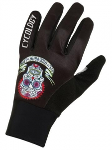 Cycology Day of the Living Winter Cycling Gloves