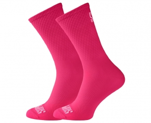 Support Sport Cycling Socks Pink
