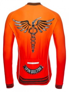Cycology Spin Doctor Men's Long Sleeve Jersey