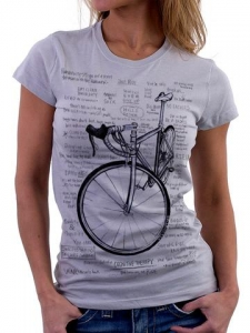 T-shirt damski Cycology Cognitive Therapy Szary