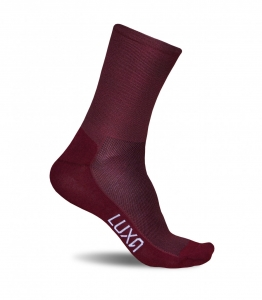 Luxa Absolute Wine Cycling Socks