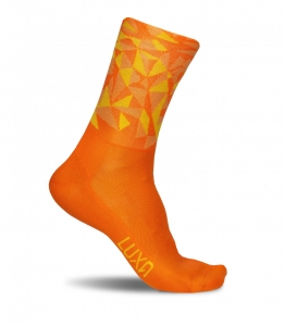 Luxa Absolute Wine Cycling Socks (1)