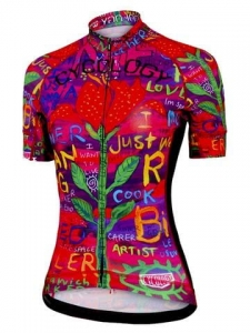 Cycology See Me Womens Cycling Jersey