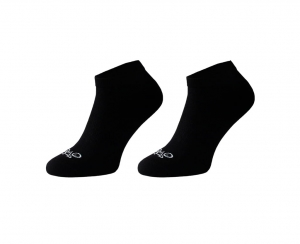 Support Sport Mini Black Men's Socks