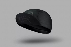 Czapeczka kolarska Bello Cyclist All-Black CC