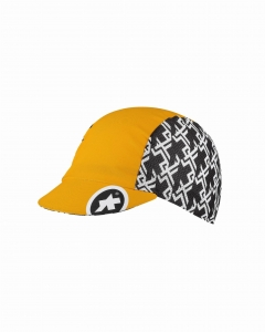 ASSOS GT Cycling Cap Orange Borealis Lightweight