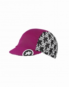 ASSOS Cycling Cap Midnight Purple Lightweight