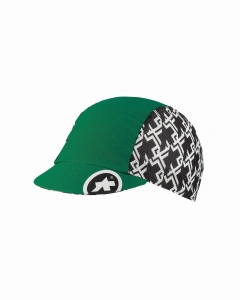ASSOS Cycling Cap Green Hell Lightweight
