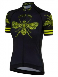 Cycology Queen Bee  Women's Cycling Jersey