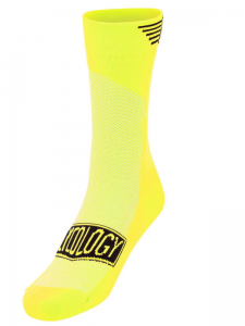 Cycology Yellow Cycling Socks