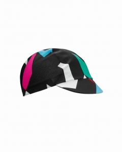 ASSOS Cycling Rock Fastlane Lightweight Black Cap