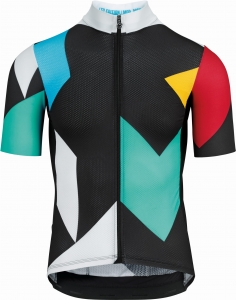 ASSOS Men's Short Sleeve Rock SS Fastlane Booster