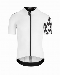 ASSOS Equipe RS Aero SS Men's Short Sleeve Cycling Jersey Holy White