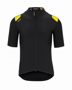 ASSOS RS Equipe Men's Short Sleeve Aero Jersey Spring Fall Black Series