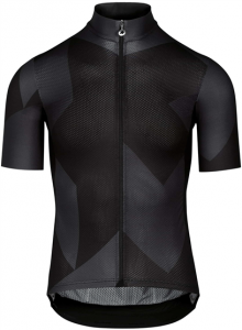 ASSOS Men's Short Sleeve Jersey Rock SS Fastlane Black Series