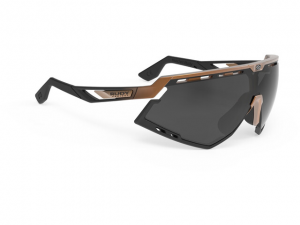 Okulary Rudy Project Defender Fade Bronze Matte/Black - Smoke Black