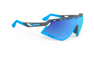 Okulary Rudy Project Defender Pyombo Matte - RP Optics Multilaser Blue