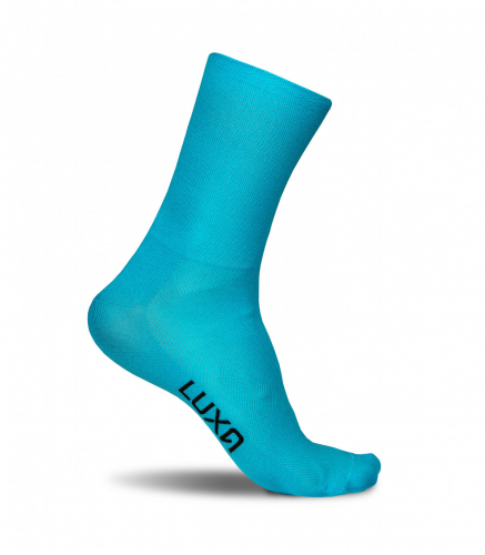 Luxa Turquoise Cycling Socks