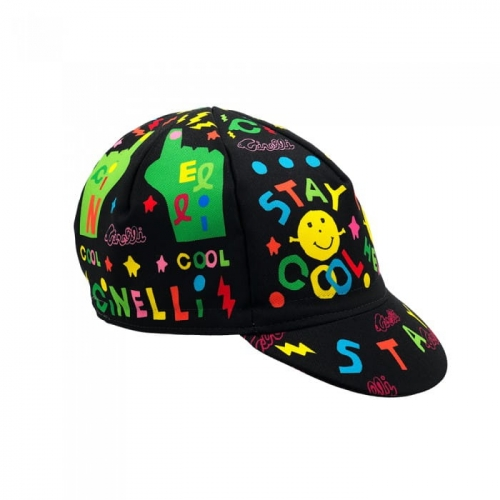 "Czapeczka Cinelli Sammy Binkow ""Stay Cool"""